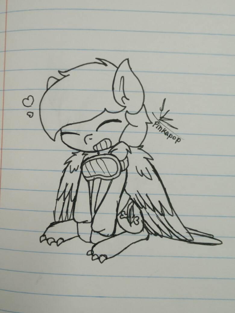 Ponytale Bird Sans by Pinkapop