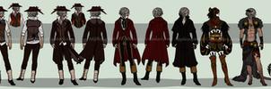 Mephisto's Wardrobe
