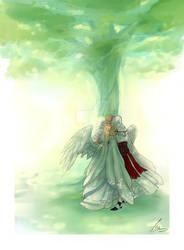 -Finger of God- by Split-Heart