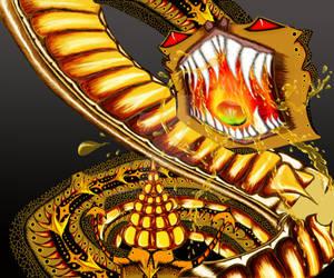 Beware....It's Venom!! XD
