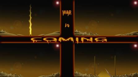 Desert War Teaser (WIP)