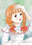Annabelle doll | Cute version