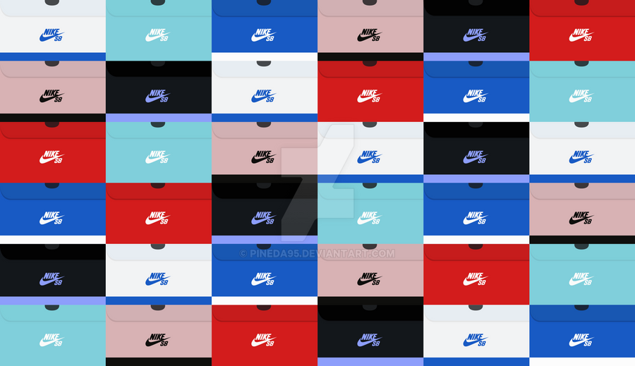 Nike And Adidas Shoe Box Wallpaper