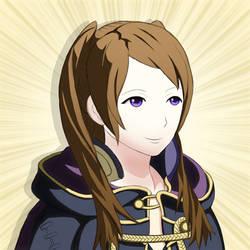 Female Robin- Fire Emblem Awakening by dolugecat