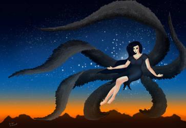 Dark Angel by dolugecat