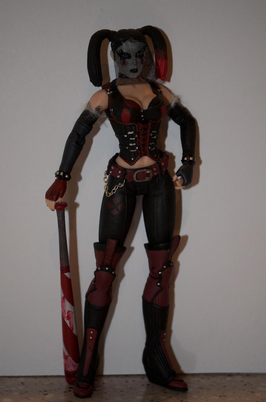 Harley Quinn's Revenge by Derrico13