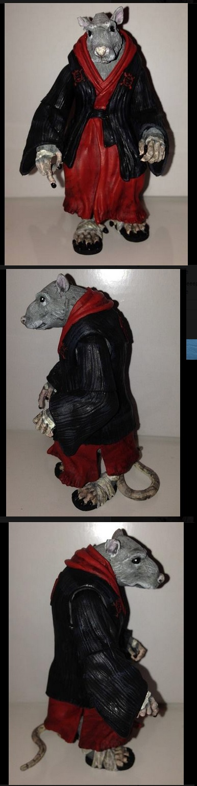 Custom 2014 TMNT NInja Turtles Movie Splinter by Derrico13 ...