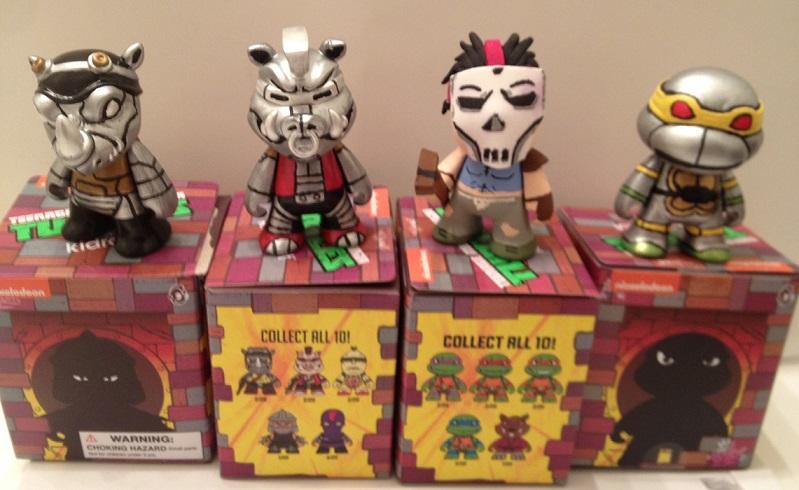 Custom Kidrobot Tmnt Figures By Derrico13 On Deviantart