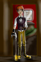 The Doctor is In by WolFkId27