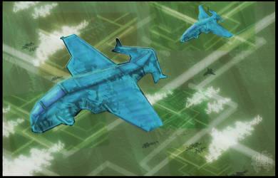 Take flight! by alienorb