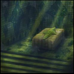 Metapod by alienorb