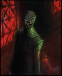 The Preacher by alienorb