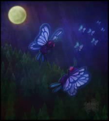 Butterfree by alienorb