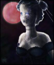 Vampire Courtesan by alienorb