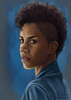 Naomi Nagata - The Expanse by martianpictures