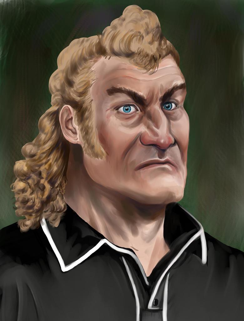 Brock Samson by quickmind