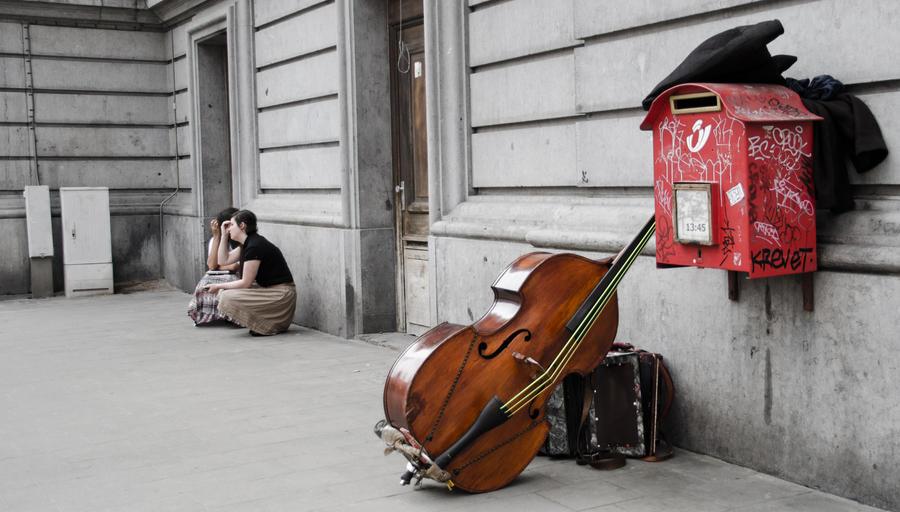 Abandoned instrument