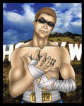 Johnny Cage 2011