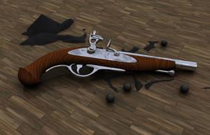 gun by sameh-koko2
