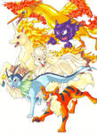 K's Pokemon Dream Team: Gen 1