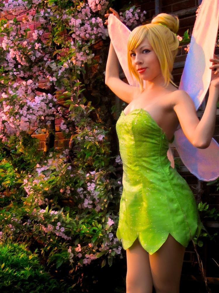 Tinkerbell by MomoKurumi