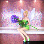 Anime Central 2013: Tinkerbell