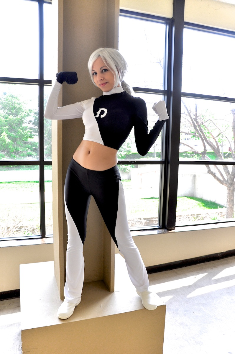 Anime Central 2013: Dani Phantom by MomoKurumi