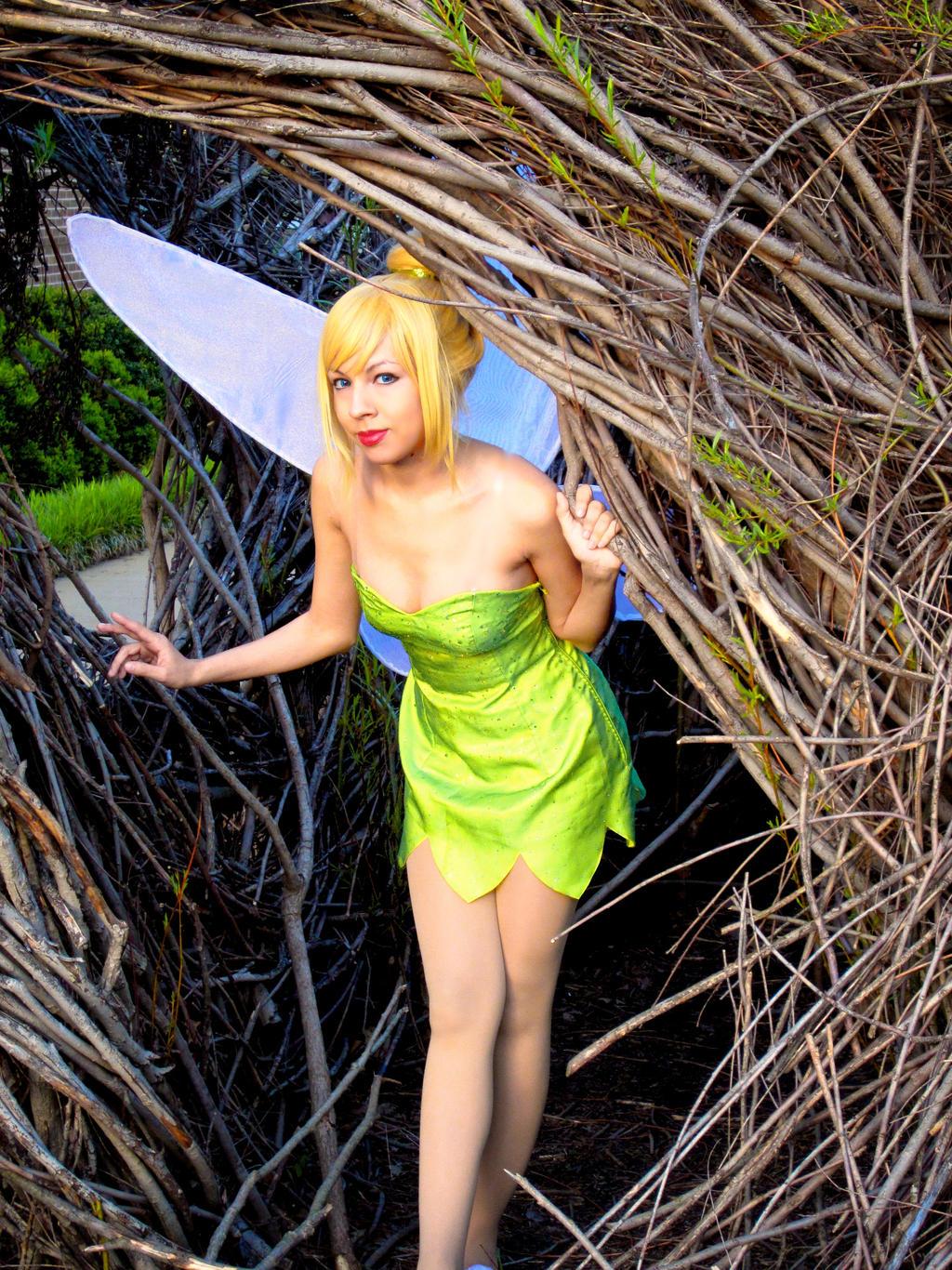 Peter Pan: Tinkerbell by MomoKurumi