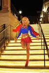 Supergirl: Landing