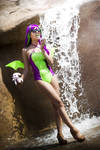 Jhudora Swimsuit by MomoKurumi