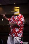 RamenCon 2014: Neopets Tiki Tombola Man by MomoKurumi