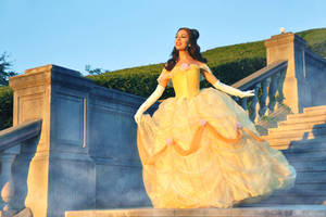 Belle: Ballgown by MomoKurumi