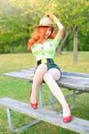 Jessica Rabbit: Park Ranger