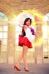 Sailor Mars: Burning Mandala