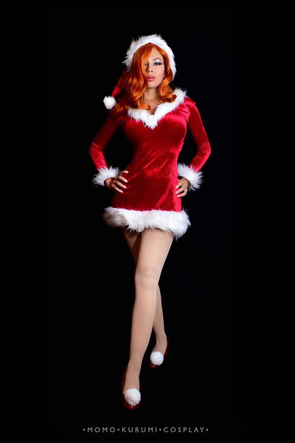 Jessica Rabbit: All I Want For Christmas By MomoKurumi On