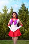 Sailor Mars by MomoKarinyo