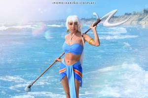 Princess Kida from Atlantis the Lost Empire