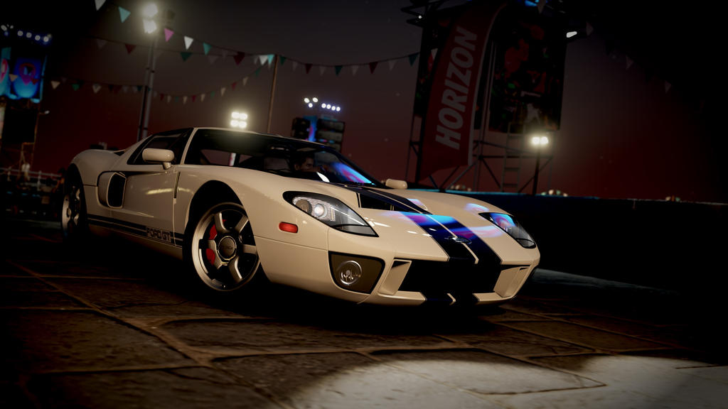 Forza Horizon  Ford Gt By Ryofox