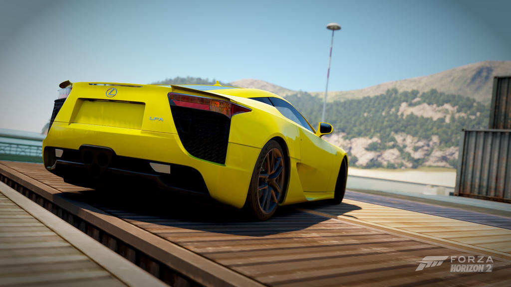 how to change to manual in forza horizon 2