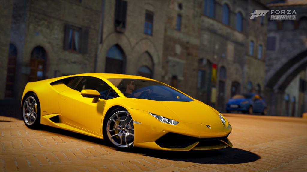 forza horizon 2 lamborghini huracan by ryofox630 on. Black Bedroom Furniture Sets. Home Design Ideas