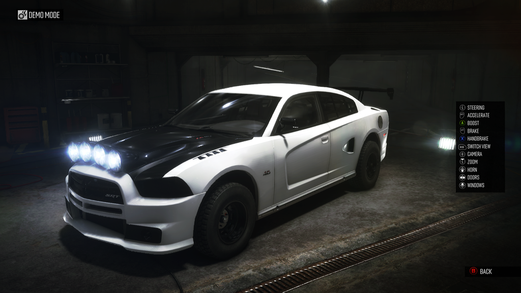 The Crew - Dodge Charger SRT-8 ( D ) by RyoFox630 on DeviantArt
