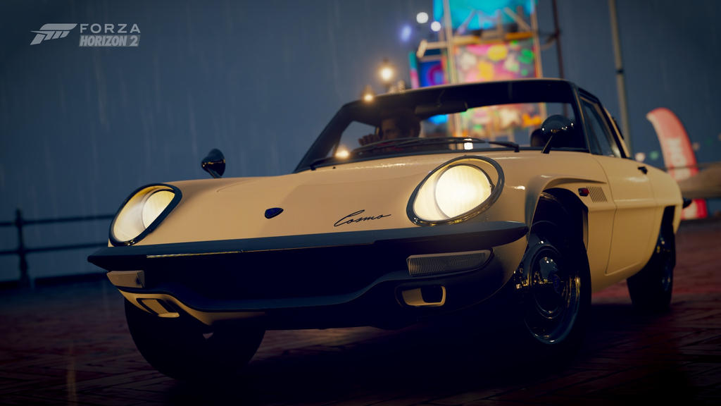 Forza Horizon 2 - Mazda Cosmo Sport 110 ( New )