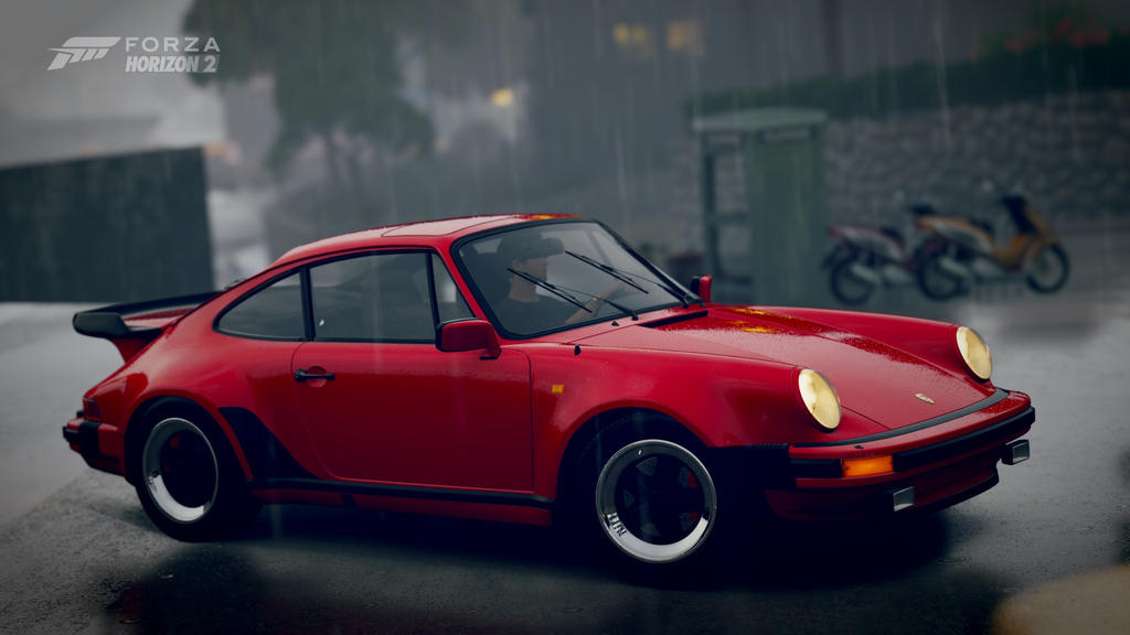 forza horizon 2 porsche 911 turbo 3 3 new by. Black Bedroom Furniture Sets. Home Design Ideas