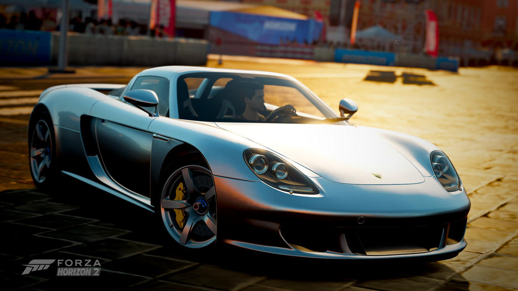 forza horizon 2 porsche carrera gt new by ryofox630 on deviantart. Black Bedroom Furniture Sets. Home Design Ideas