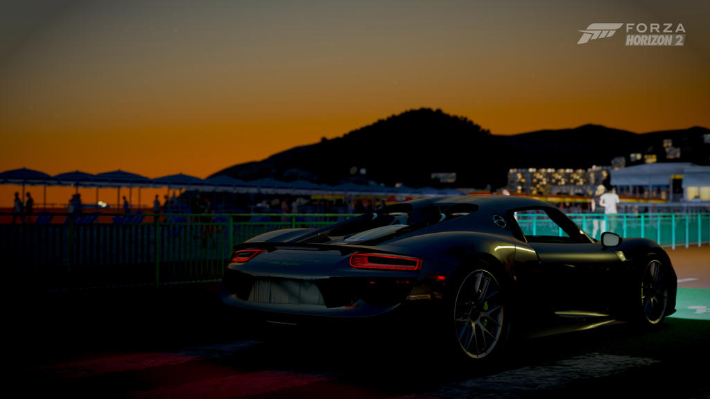 forza horizon 2 porsche 918 spyder new by ryofox630 on deviantart. Black Bedroom Furniture Sets. Home Design Ideas