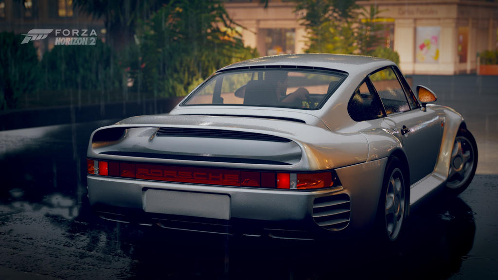 forza horizon 2 porsche 959 new by ryofox630 on deviantart. Black Bedroom Furniture Sets. Home Design Ideas