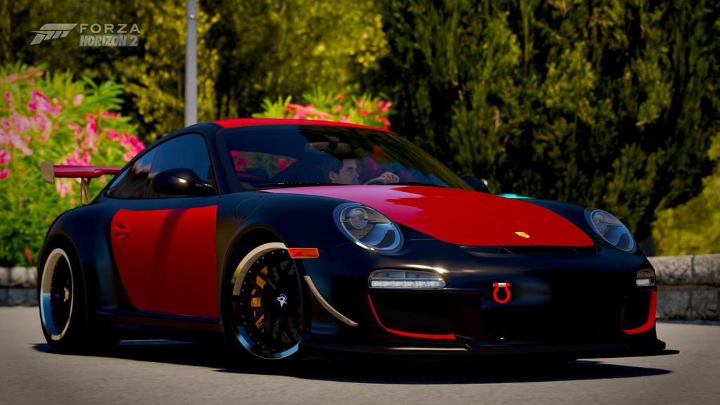 Forza Horizon 2 - Porsche 911 GT3 RS 4.0 by RyoFox630 on ...