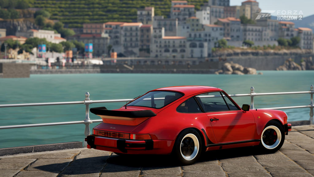 forza horizon 2 porsche 911 turbo 3 3 by ryofox630 on deviantart. Black Bedroom Furniture Sets. Home Design Ideas