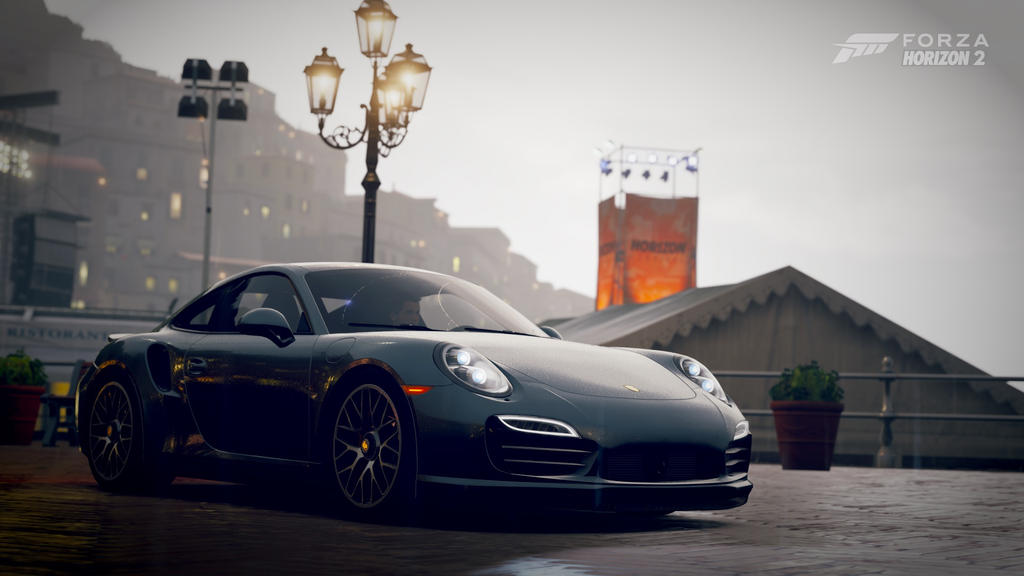 forza horizon 2 porsche 911 turbo s by ryofox630 on deviantart. Black Bedroom Furniture Sets. Home Design Ideas