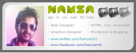hamzahamo's Profile Picture